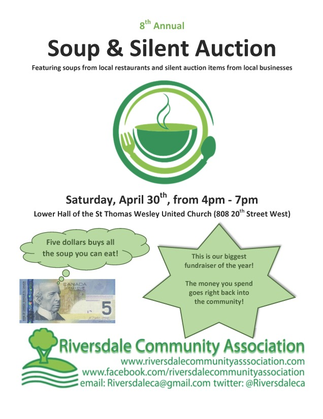 Soup Silent Auction - Poster2016-1